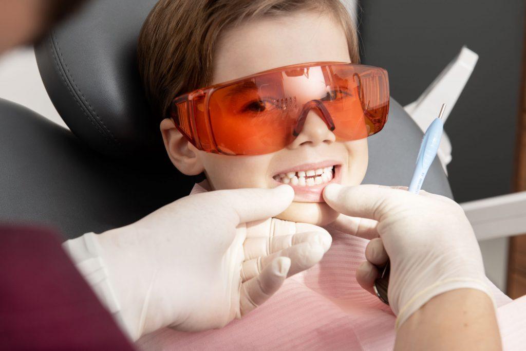stomatologia dziecięca w warszawie