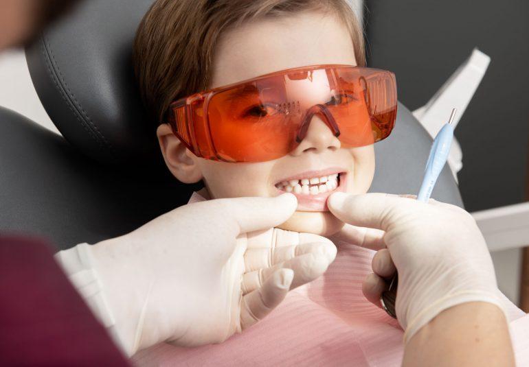 stomatologia dla dzieci
